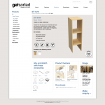 Get Sorted Catalogue Page